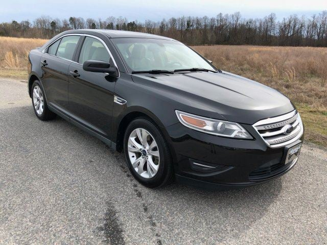 2010 ford taurus sel in wake forest, nc   raleigh ford taurus